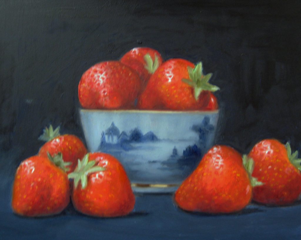 Large Strawberries